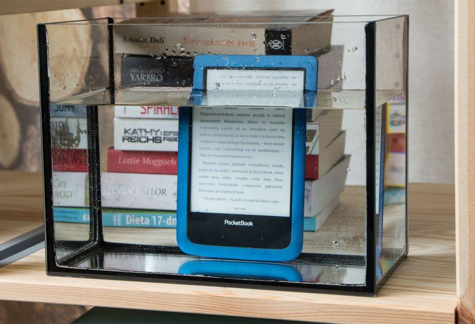 PocketBook Aqua 2 - czytaj gdzie zechcesz, nawet w wannie | zdjęcie 3
