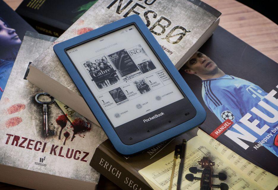 PocketBook Aqua 2 - czytaj gdzie zechcesz, nawet w wannie | zdjęcie 1