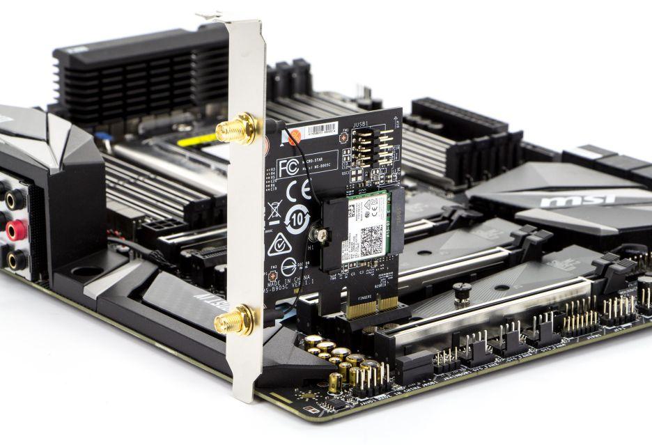 MSI X399 Gaming PRO Carbon AC - uwolnij moc Threadrippera! | zdjęcie 4