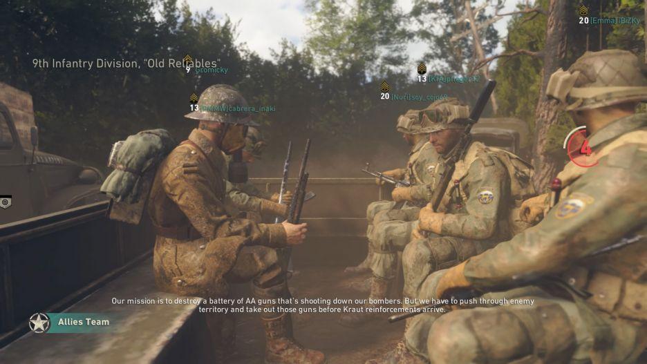 Call of Duty: WWII – wiadra trupów zapowiadają nową część serii   zdjęcie 4