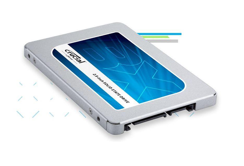 Crucial przedstawia nośniki BX300 - powrót do pamięci MLC NAND