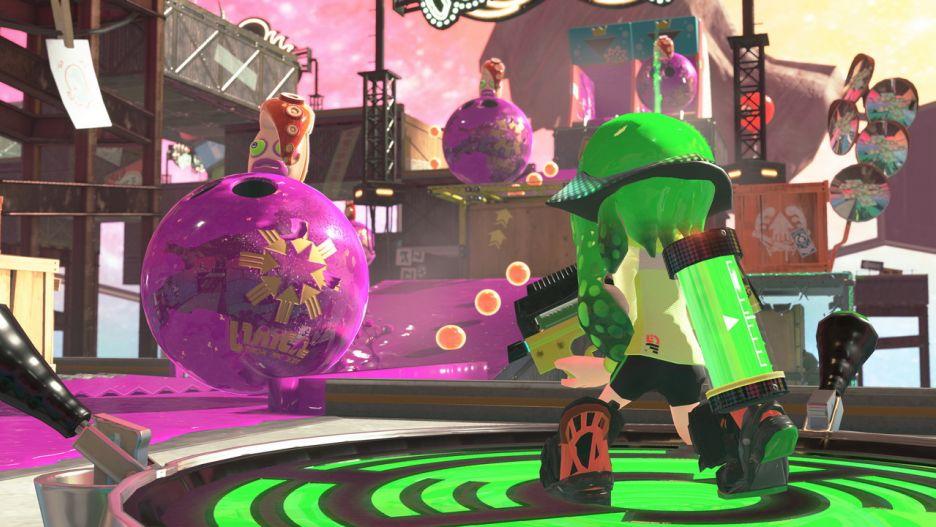 Splatoon 2 – malowanie po ekranie w wersji deluxe | zdjęcie 3