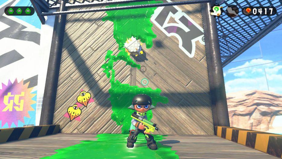 Splatoon 2 – malowanie po ekranie w wersji deluxe | zdjęcie 5