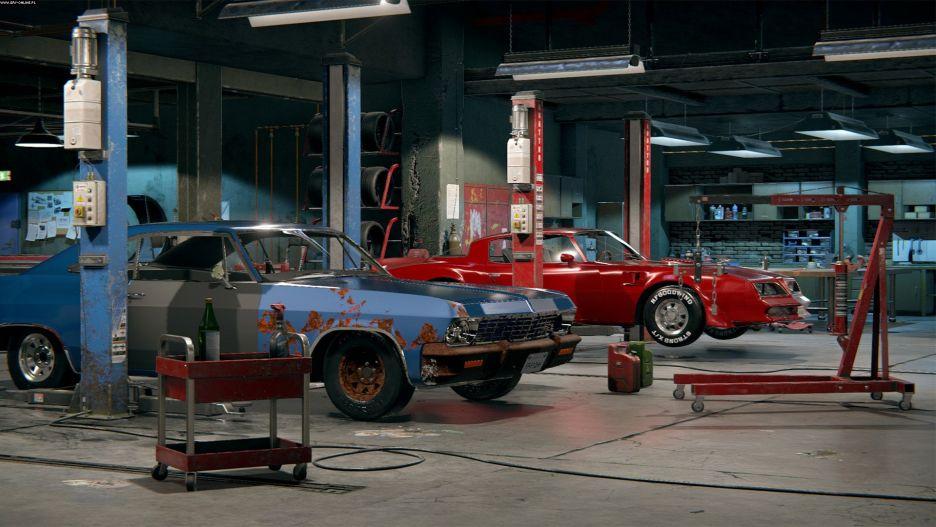 Car Mechanic Simulator 2018 – świetne samochodowe klocki Lego | zdjęcie 1