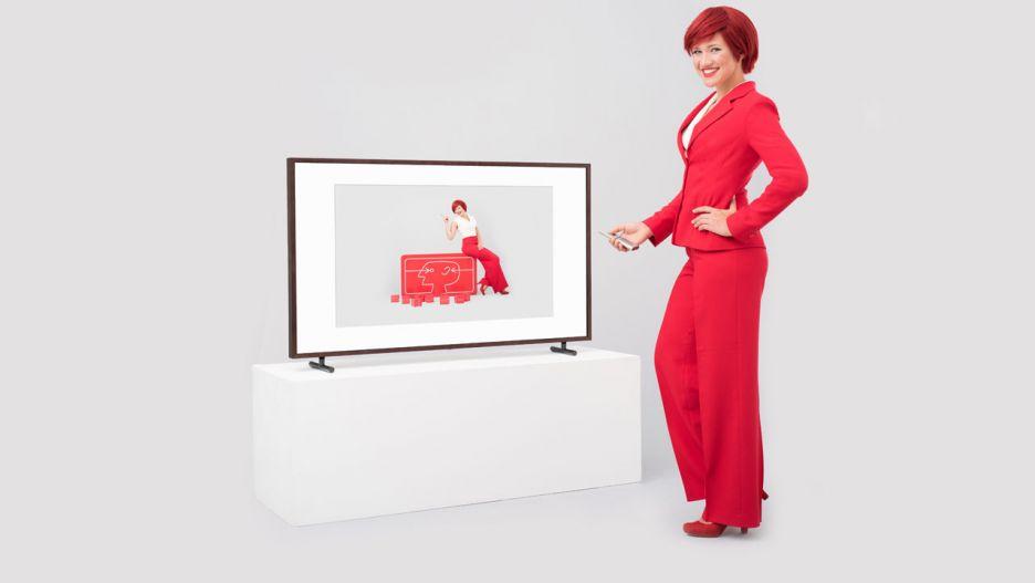 Samsung na IFA – czyli jak włożyć telewizor F RAME | zdjęcie 1