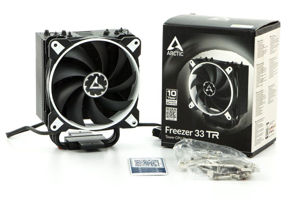 Arctic Freezer 33 TR - faktycznie schłodzi Threadrippera? | zdjęcie 2