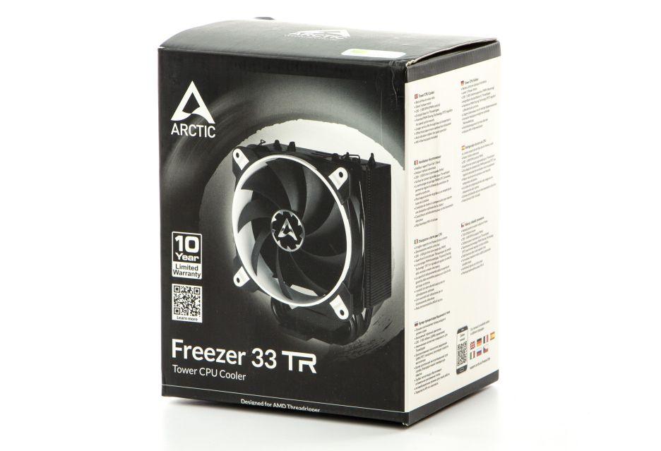 Arctic Freezer 33 TR - faktycznie schłodzi Threadrippera? | zdjęcie 1
