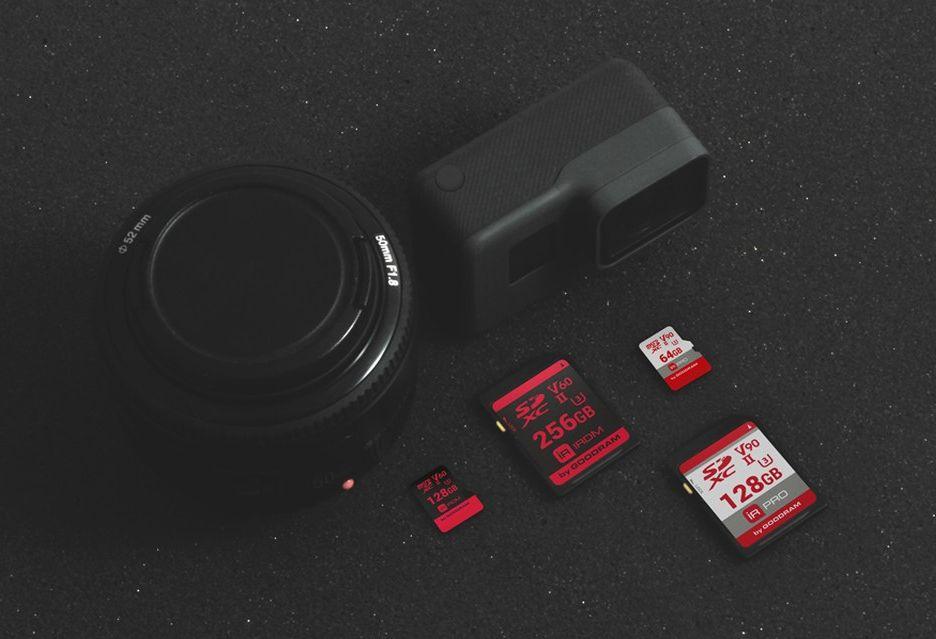 GOODRAM poszerza ofertę o IRDM SD - karty pamięci dla wymagających