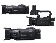 Kamery wideo Canon 4K z sensorem 1 cal - zamiast, albo oprócz aparatu