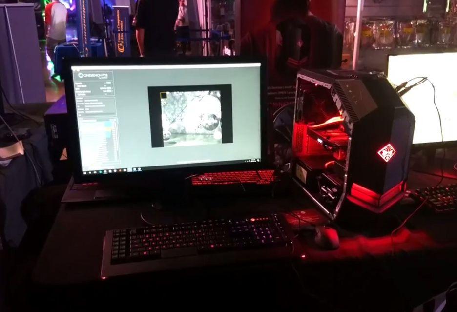 Intel Core i7-8700K przyłapany na DreamHack - znamy wyniki wydajności