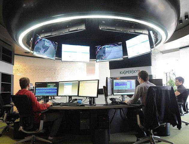 Kaspersky wycofywany zrządowych komputerów isklepów wUSA
