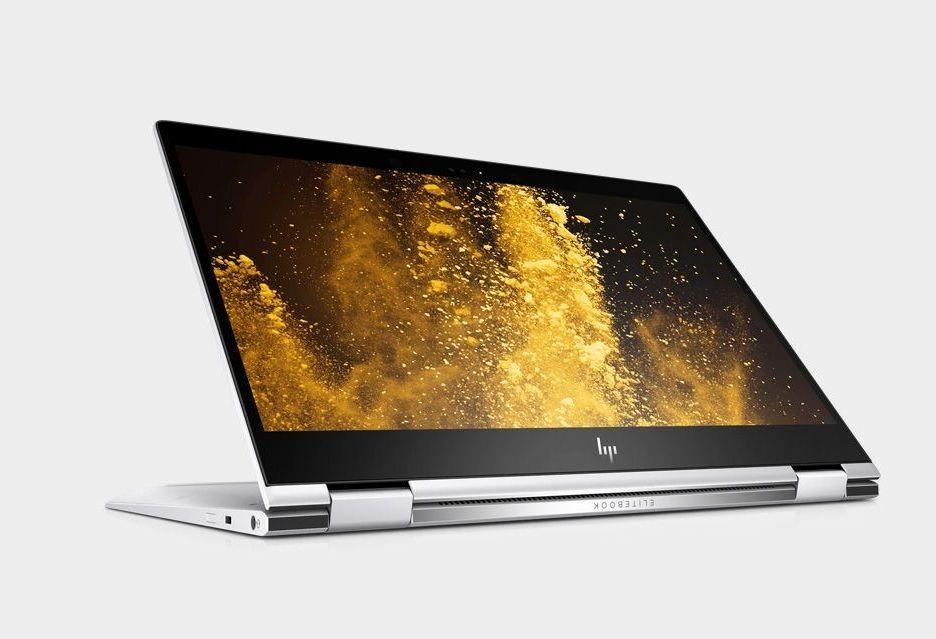 HP przedstawia EliteBook x360 1020 G2 i 1040 G4 - smukłe laptopy biznesowe