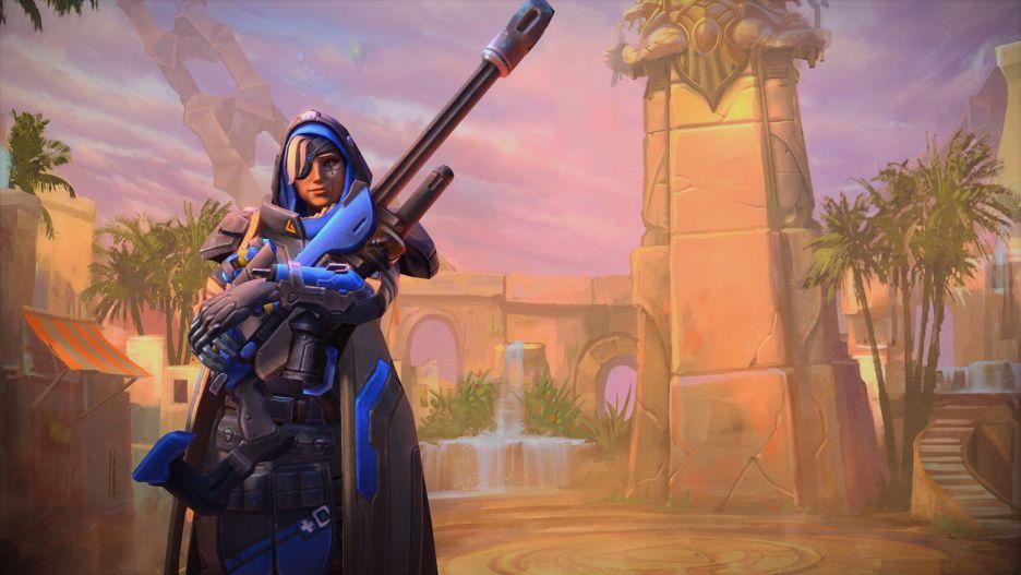 Heroes of the Storm – Ana i reszta spragnionych krwi rekrutów | zdjęcie 1
