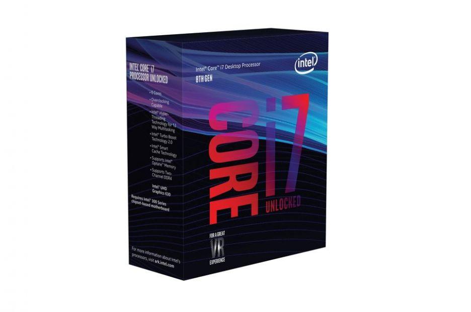 Intel Core i7-8700K i Core i5-8600K – premierowy test procesorów Coffee Lake | zdjęcie 3