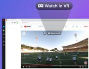 Opera i wyższy poziom odtwarzania filmów wgoglach VR