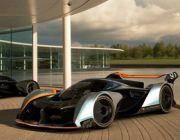 McLaren zaprojektował samochód specjalnie do Gran Turismo Sport