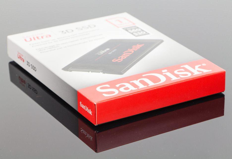 Test nośnika SanDisk Ultra 3D 1 TB - 3D NAND daje radę? | zdjęcie 1