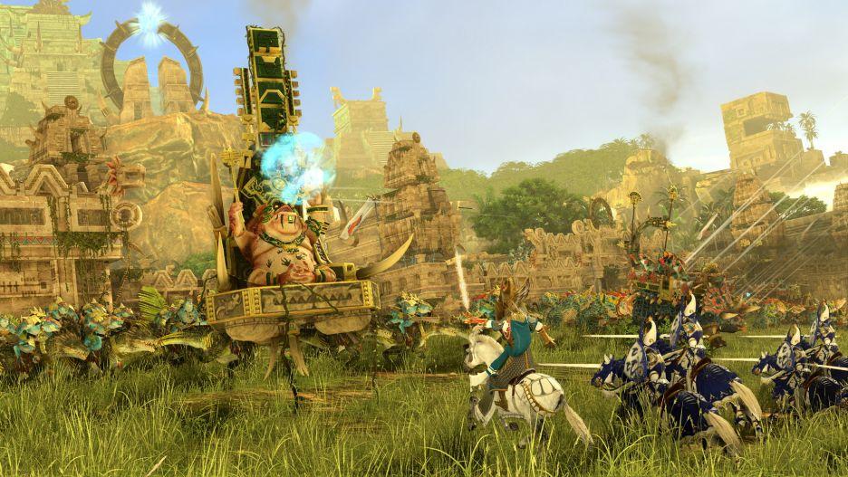 Total War: Warhammer II – więcej, mocniej, fantastyczniej! | zdjęcie 4