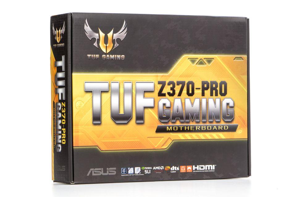 ASUS TUF Z370-Pro Gaming - twardziel dla Coffee Lake | zdjęcie 1