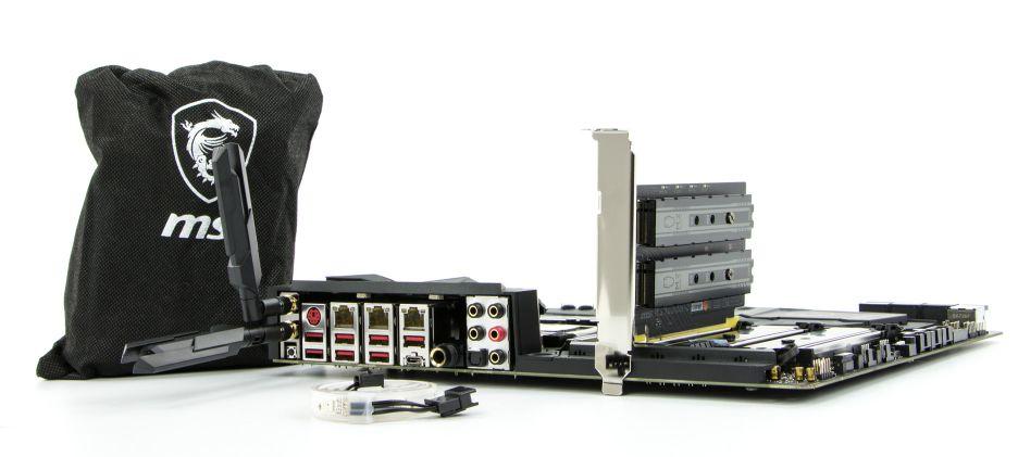 MSI Z370 Godlike Gaming - maszynka ma swoją moc! | zdjęcie 2