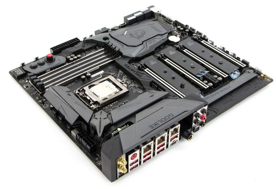 MSI Z370 Godlike Gaming - maszynka ma swoją moc! | zdjęcie 6
