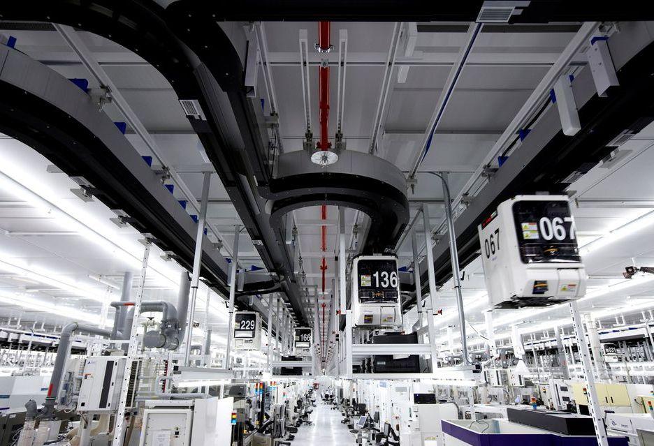 Jak wygląda proces produkcji procesorów AMD Zen?