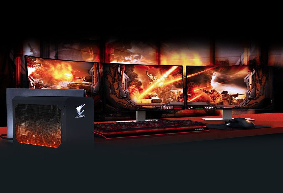 Gigabyte Gaming Box teraz z kartą GeForce GTX 1080