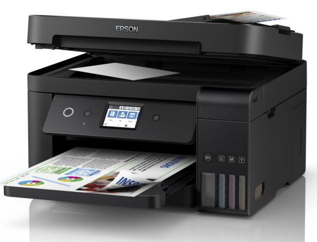 Epson poprawił system stałego zasilania w atrament - nowa seria drukarek
