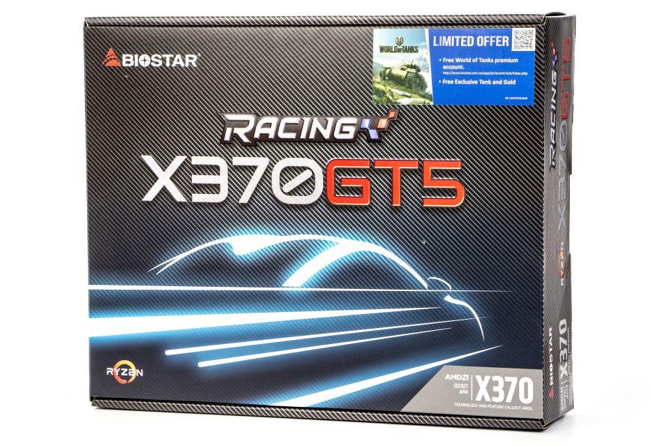 Biostar Racing X370GT5 - powalczy na rynku? | zdjęcie 1
