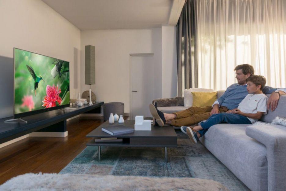 Test telewizora TCL 55C7006 - dźwięk od JBL, design od Duńczyków oraz… matryca 60Hz | zdjęcie 1