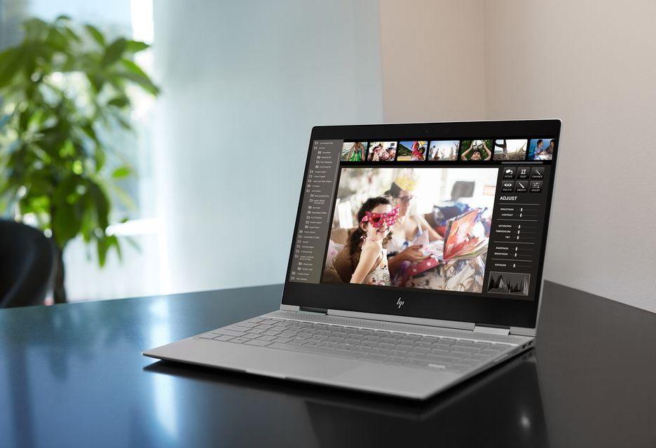 HP Spectre x360 w nowej wersji z procesorem Intel Core 8. gen