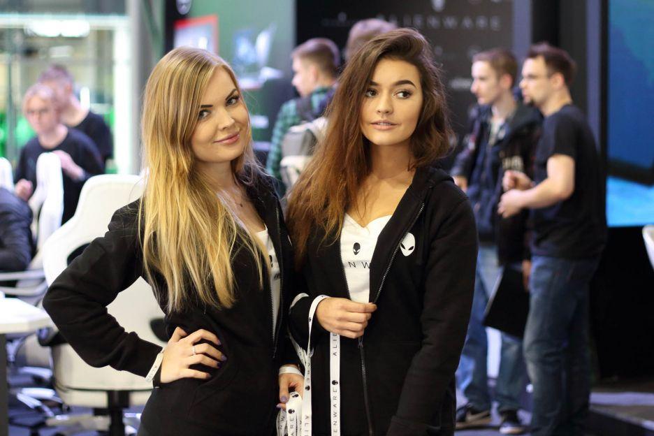 Najpiękniejsze hostessy i cosplayerki na PGA 2017 | zdjęcie 1