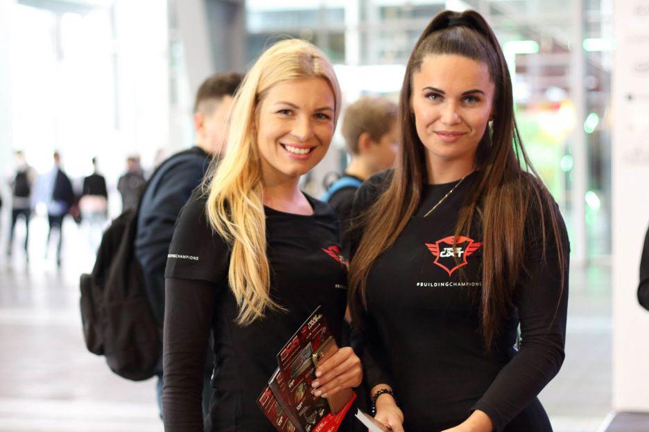 Najpiękniejsze hostessy i cosplayerki na PGA 2017 | zdjęcie 4