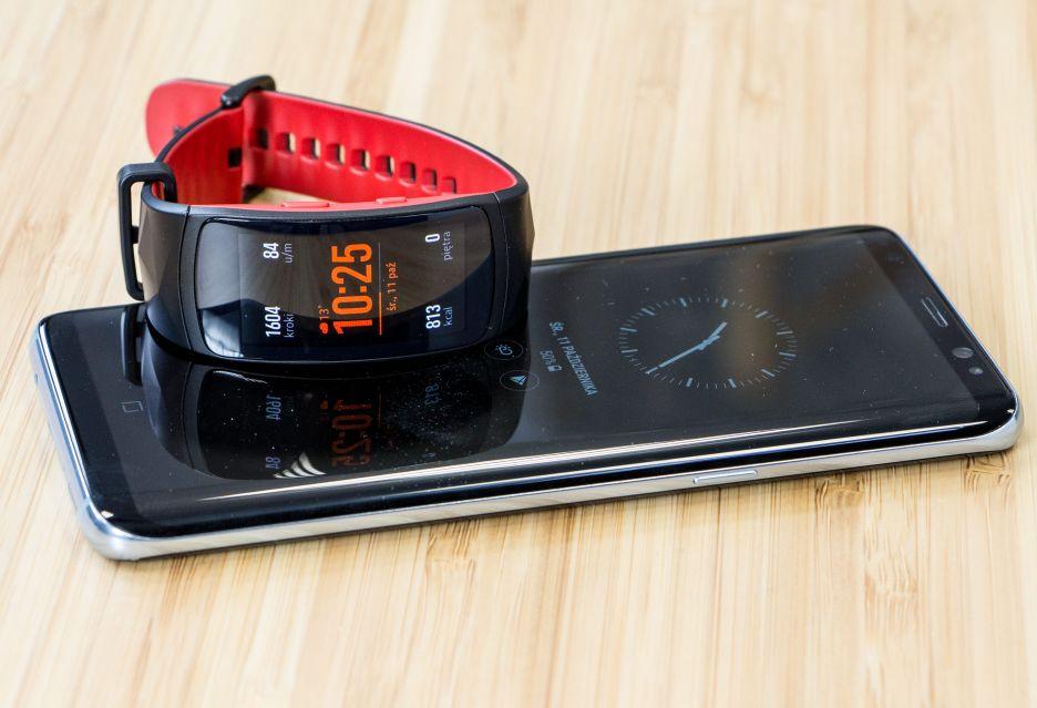 Samsung Gear Fit 2 Pro - drogi krok w dobrym kierunku | zdjęcie 3
