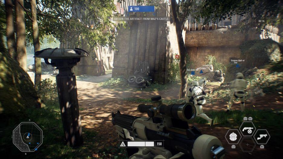 Star Wars: Battlefront II - potężne uderzenie Mocy | zdjęcie 1