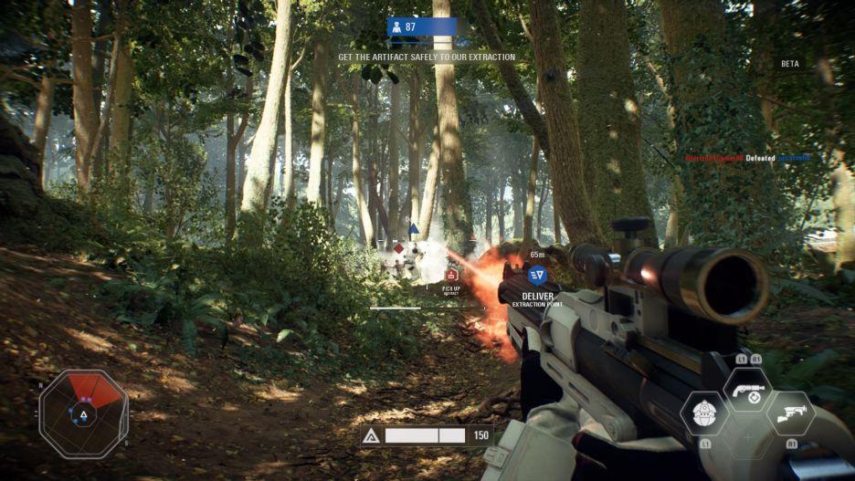 Star Wars: Battlefront II - potężne uderzenie Mocy | zdjęcie 3