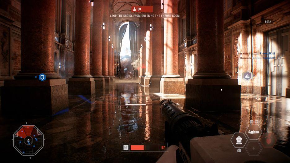 Star Wars: Battlefront II - potężne uderzenie Mocy | zdjęcie 2