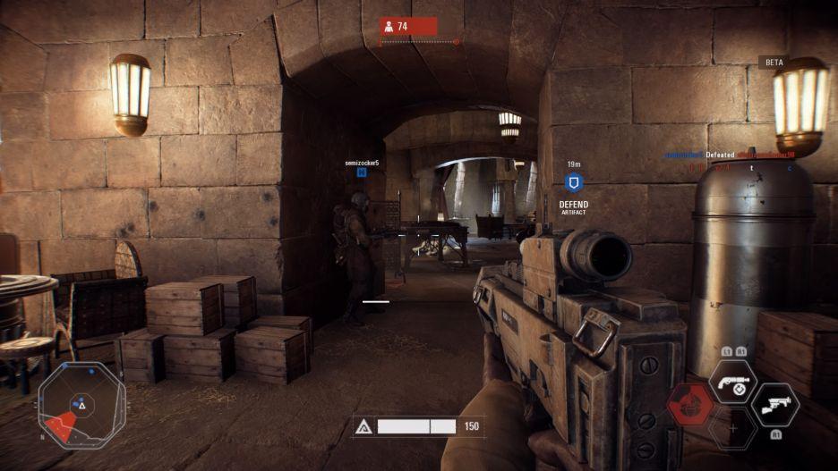 Star Wars: Battlefront II - potężne uderzenie Mocy | zdjęcie 5