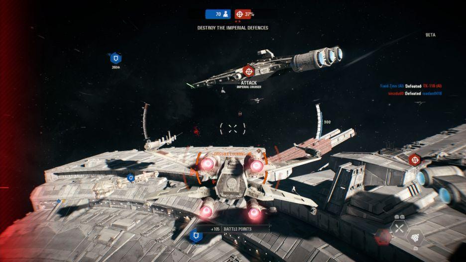 Star Wars: Battlefront II - potężne uderzenie Mocy | zdjęcie 4