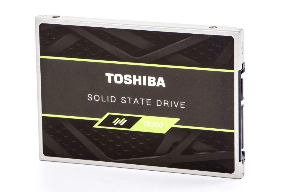 Toshiba TR200 - 3D NAND w japońskim wydaniu | zdjęcie 3