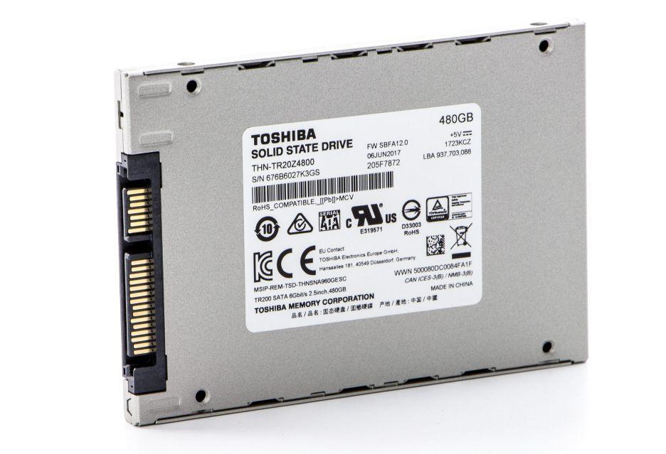 Toshiba TR200 - 3D NAND w japońskim wydaniu | zdjęcie 5