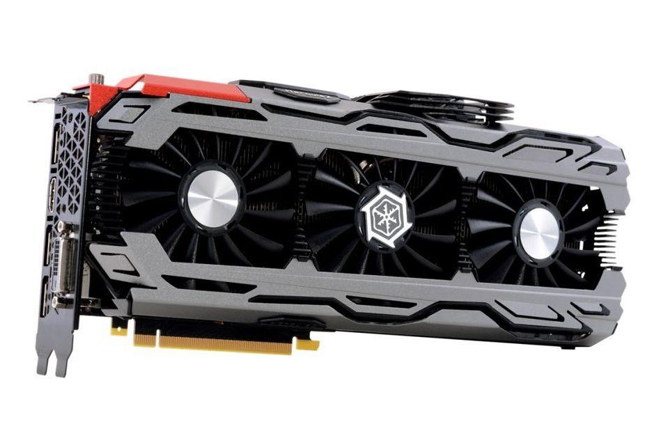 Inno3D iChill GeForce GTX 1070 X4 z czterema wentylatorami już dostępny w Polsce