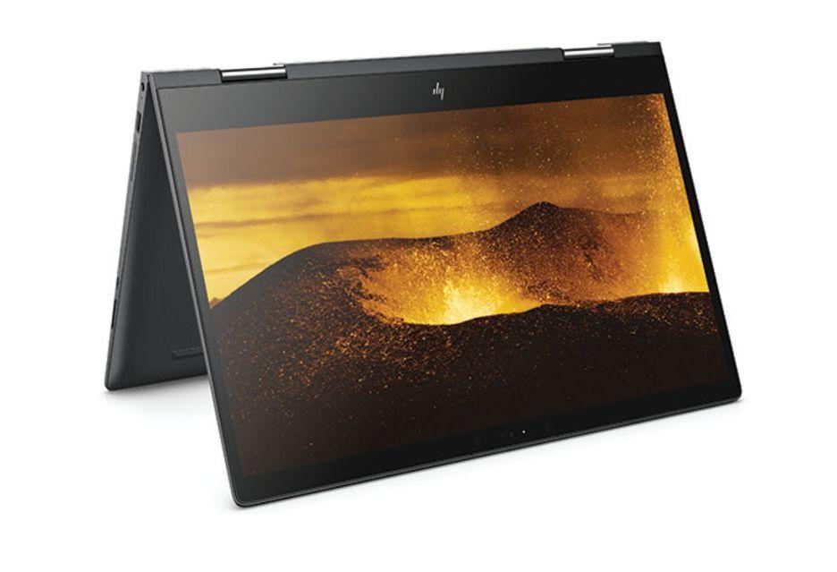 HP ENVY x360 15 - pierwszy laptop z procesorem AMD Ryzen Mobile