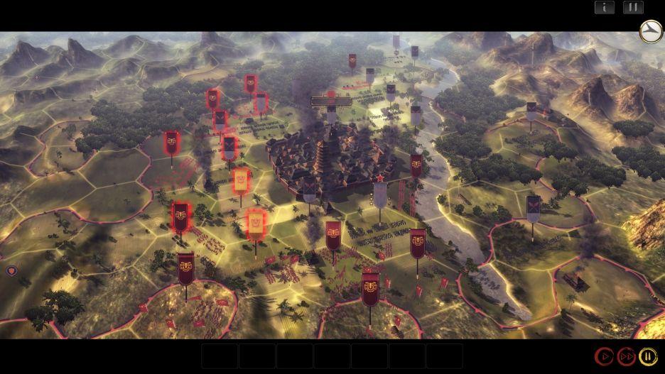 Oriental Empires - wirtualna Sztuka Wojny | zdjęcie 5