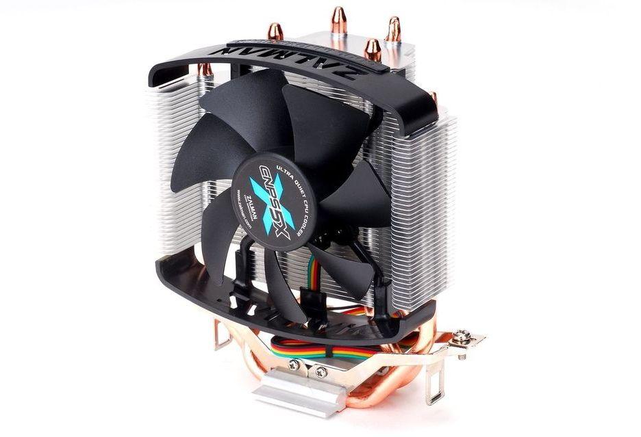 Zalman CNPS5X Performa - dobre i niedrogie chłodzenie CPU