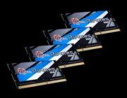 G.Skill wprowadza zestawy pamięci DDR4 SO-DIMM dla platformy X299