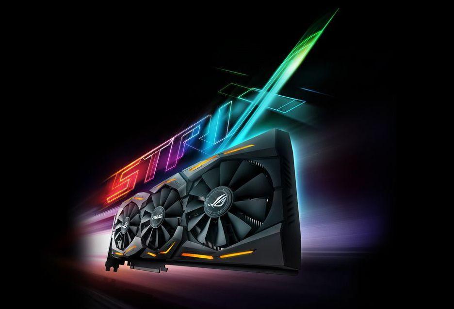 ASUS GeForce GTX 1070 Ti w dwóch autorskich wersjach