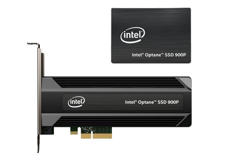 Intel Optane wchodzi na rynek konsumencki - nośniki Optane SSD 900p