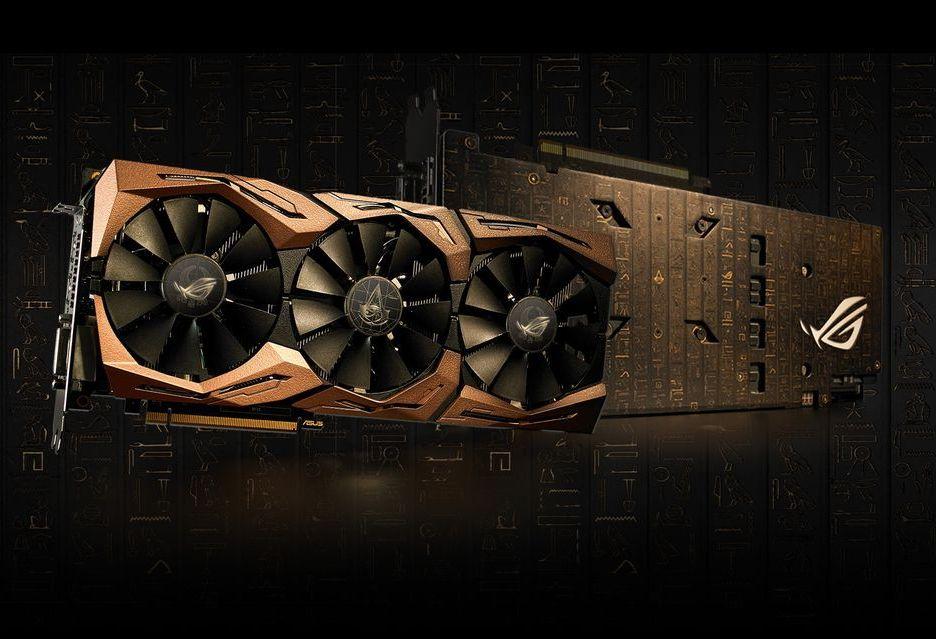ASUS prezentuje kartę GeForce GTX 1080 Ti dla fanów Assassin's Creed