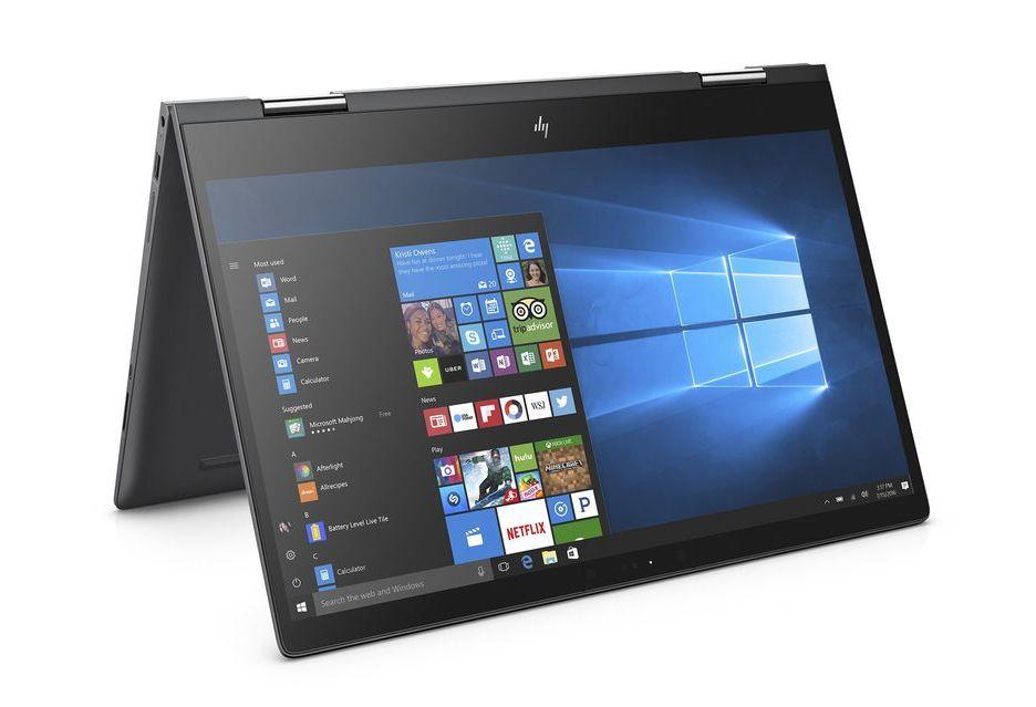 HP Envy x360 z procesorem AMD Ryzen dostępny w przedsprzedaży